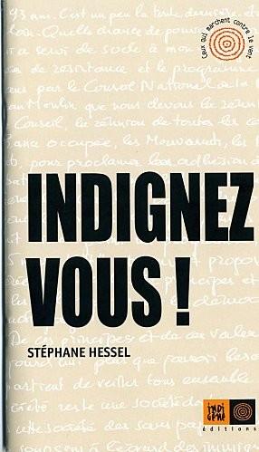 indignez vous ! de Stéphane Hessel