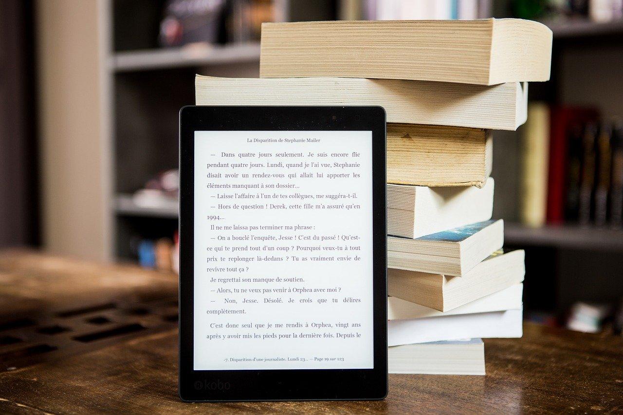 livre papier vs liseuse