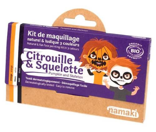 Kit de maquillage pour Halloween