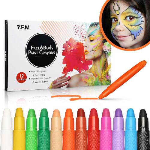 Kit de maquillage pour visage et corps