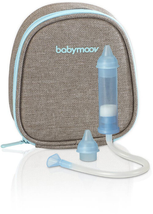 Mouche bébé par aspiration buccale BABYMOOV
