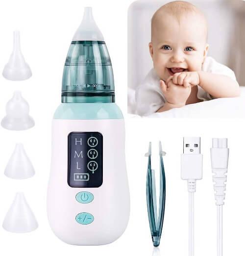 Mouche bébé rechargeable en port USB