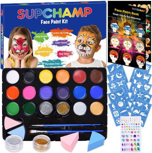 Palette de maquillage pour enfants